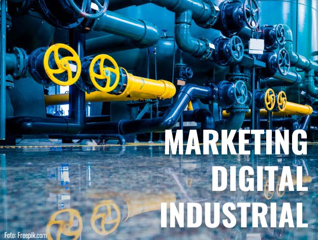 ¿Conoces los 5 pasos que debes seguir en tu estrategia de Marketing Digital Industrial?