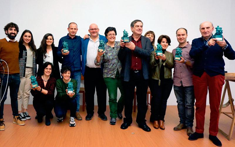 Premio Buber a la Mejor Web Cultura y Euskera